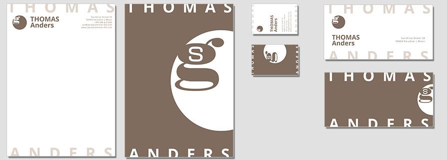 154 Stationery Corporate Design Geschaeftsausstattung Branding 6