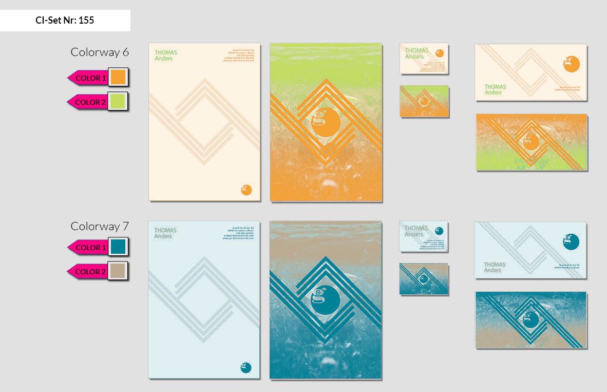 155 Stationery Corporate Design Geschaeftsausstattung Branding 5