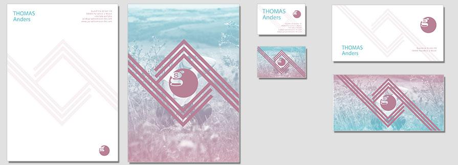155 Stationery Corporate Design Geschaeftsausstattung Branding 6
