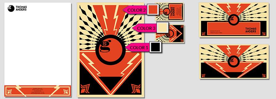 156 Stationery Corporate Design Geschaeftsausstattung Branding 1