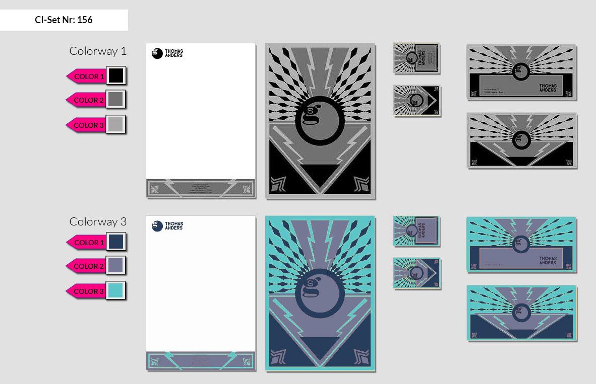 156 Stationery Corporate Design Geschaeftsausstattung Branding 3