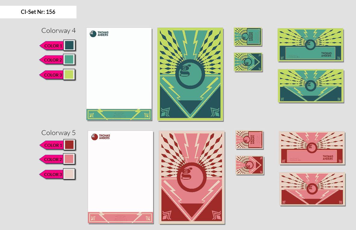 156 Stationery Corporate Design Geschaeftsausstattung Branding 4
