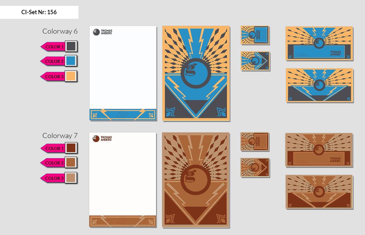 156 Stationery Corporate Design Geschaeftsausstattung Branding 5
