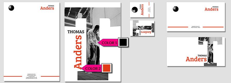 157 Stationery Corporate Design Geschaeftsausstattung Branding 1