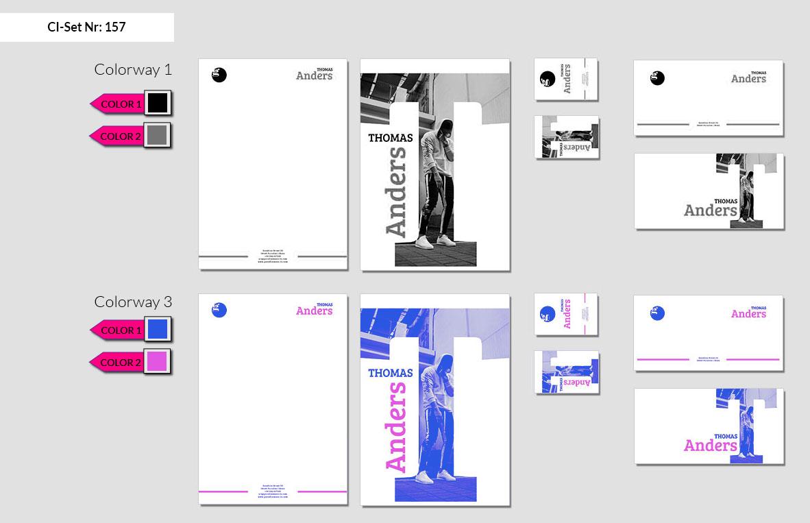 157 Stationery Corporate Design Geschaeftsausstattung Branding 3