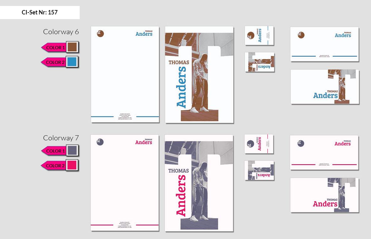 157 Stationery Corporate Design Geschaeftsausstattung Branding 5