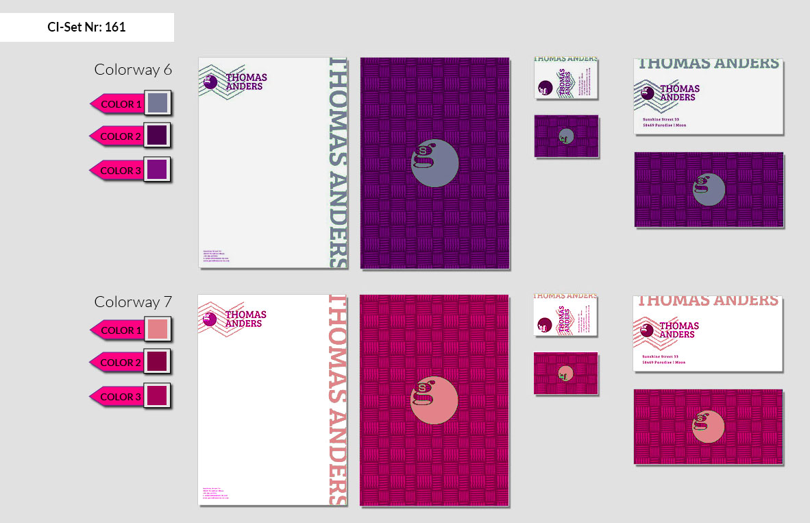 161 Stationery Corporate Design Geschaeftsausstattung Branding 5
