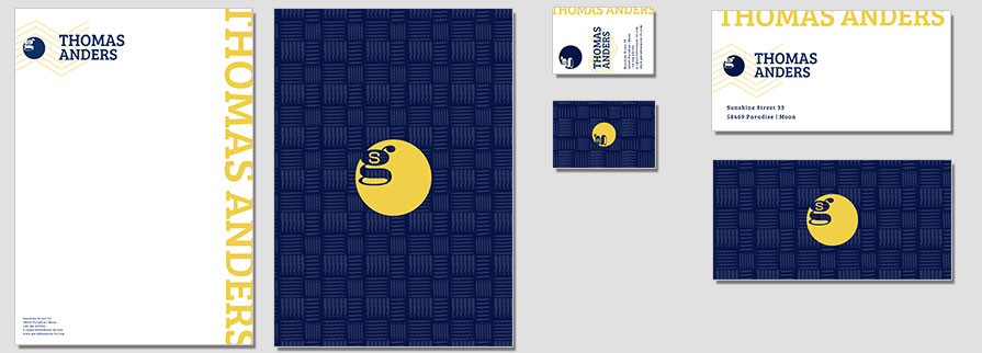 161 Stationery Corporate Design Geschaeftsausstattung Branding 6