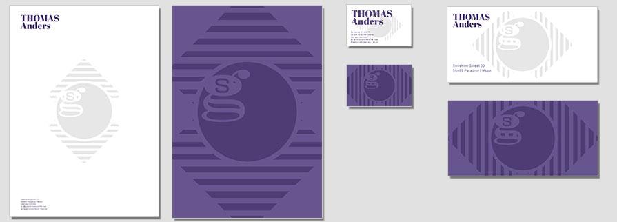 164 Stationery Corporate Design Geschaeftsausstattung Branding 6