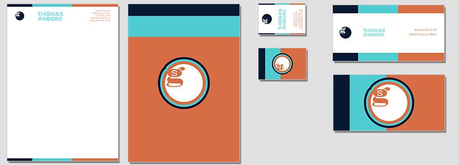 166 Stationery Corporate Design Geschaeftsausstattung Branding 6