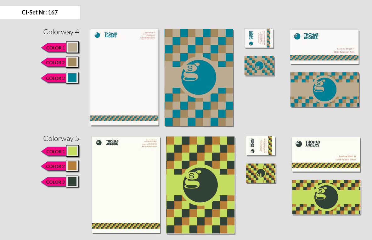 167 Stationery Corporate Design Geschaeftsausstattung Branding 4