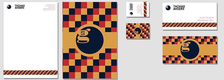 167 Stationery Corporate Design Geschaeftsausstattung Branding 6