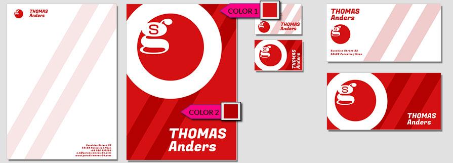 168 Stationery Corporate Design Geschaeftsausstattung Branding 1