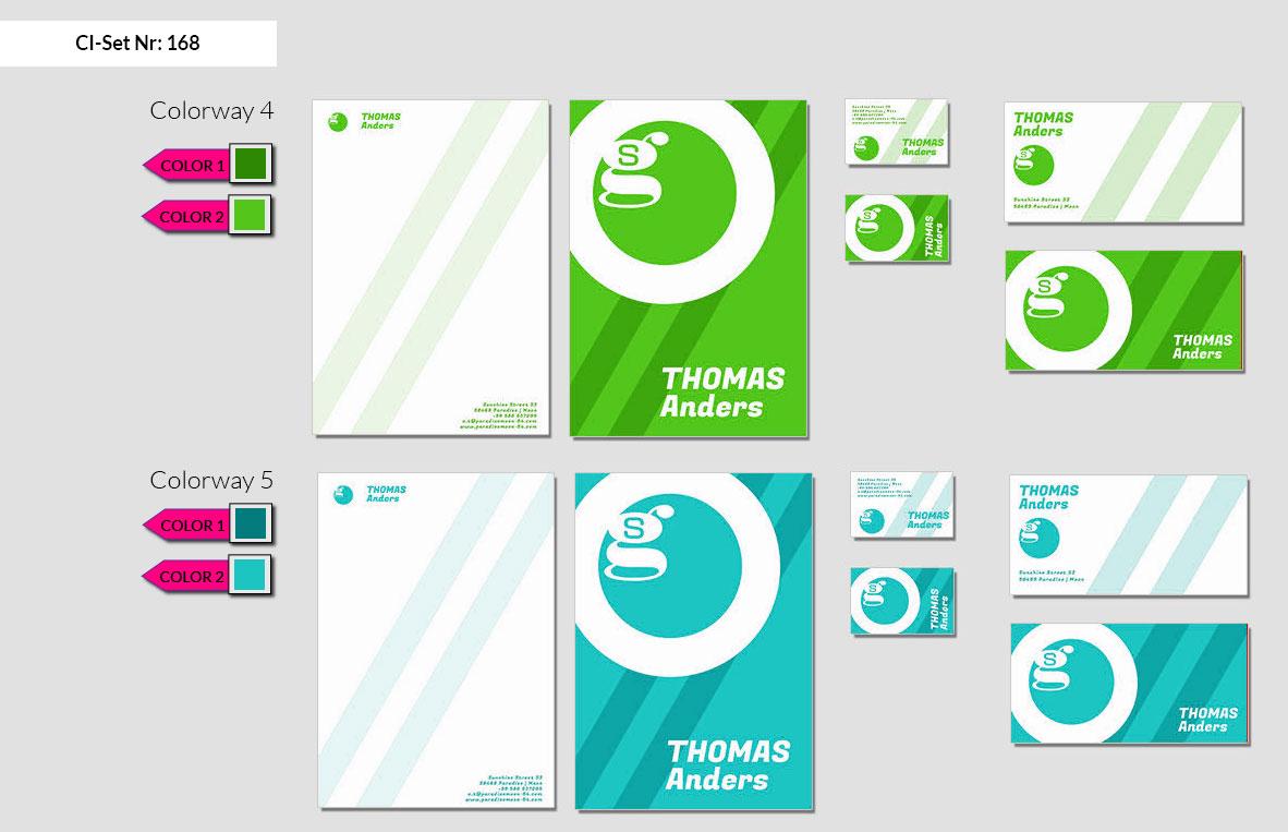 168 Stationery Corporate Design Geschaeftsausstattung Branding 4