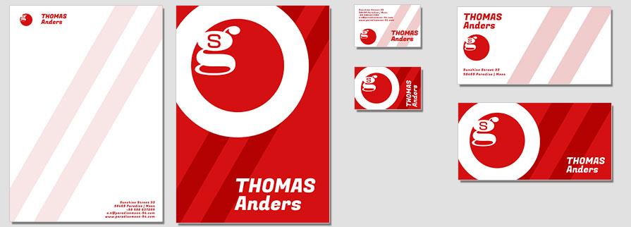 168 Stationery Corporate Design Geschaeftsausstattung Branding 6