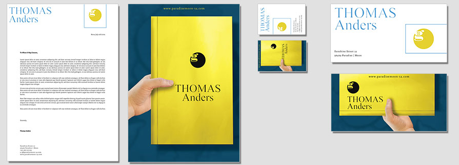 173 Stationery Corporate Design Geschaeftsausstattung Branding 6