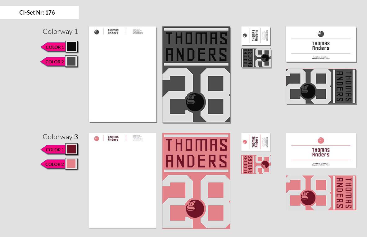 176 Stationery Corporate Design Geschaeftsausstattung Branding 4