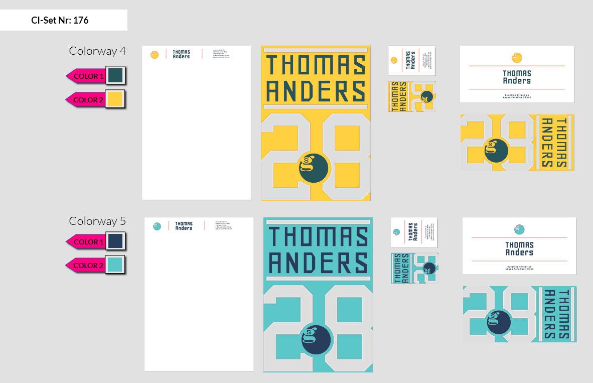 176 Stationery Corporate Design Geschaeftsausstattung Branding 5