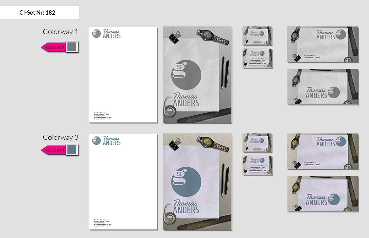 182 Stationery Corporate Design Geschaeftsausstattung Branding 3