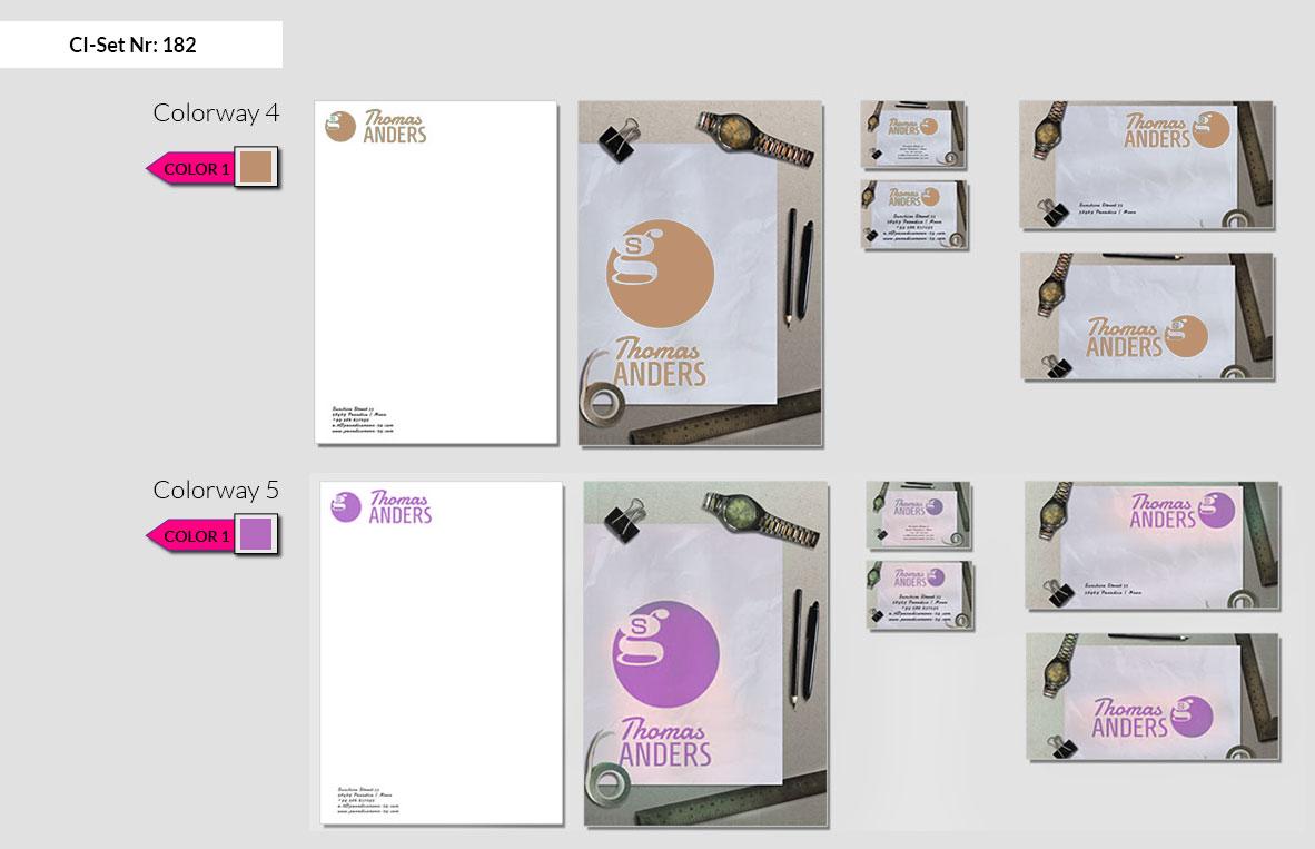 182 Stationery Corporate Design Geschaeftsausstattung Branding 4