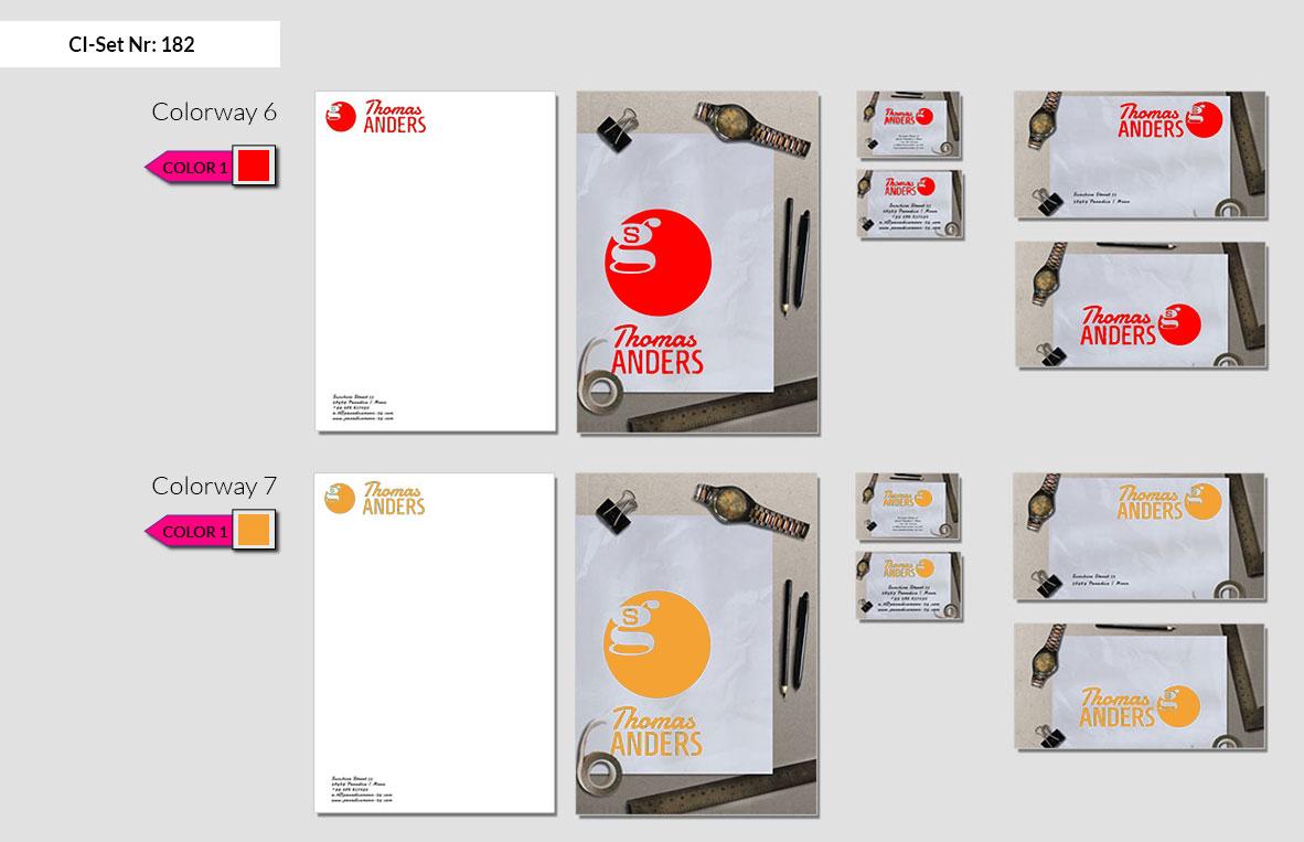 182 Stationery Corporate Design Geschaeftsausstattung Branding 5