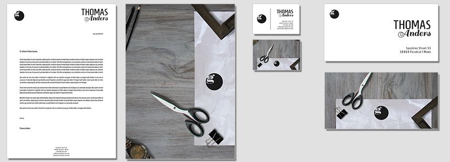 183 Stationery Corporate Design Geschaeftsausstattung Branding 6