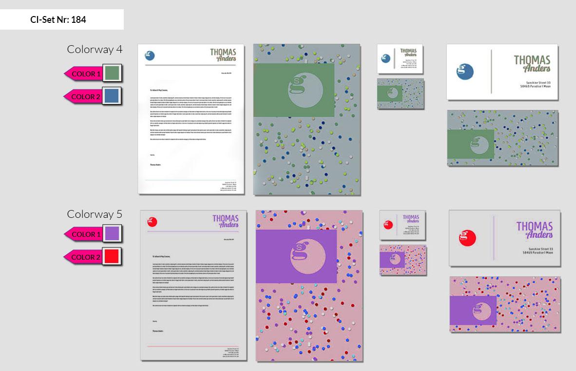 184 Stationery Corporate Design Geschaeftsausstattung Branding 4