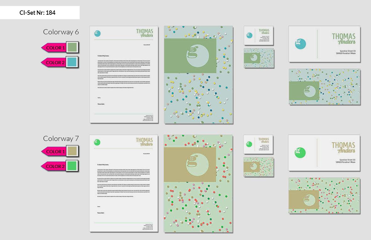 184 Stationery Corporate Design Geschaeftsausstattung Branding 5