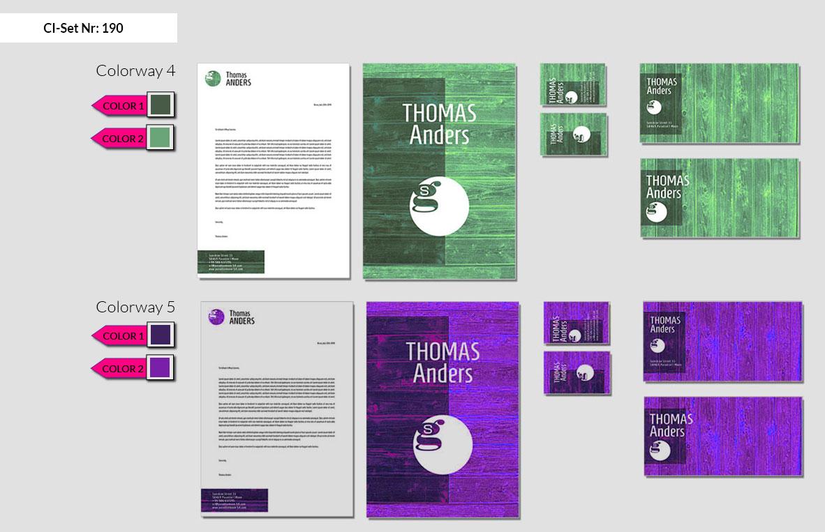 190 Stationery Corporate Design Geschaeftsausstattung Branding 4