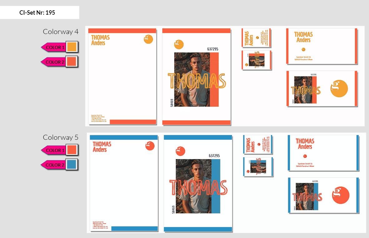 195 Stationery Corporate Design Geschaeftsausstattung Branding 5
