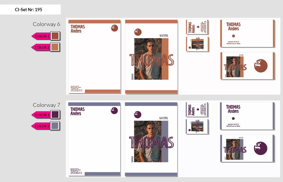 195 Stationery Corporate Design Geschaeftsausstattung Branding 6