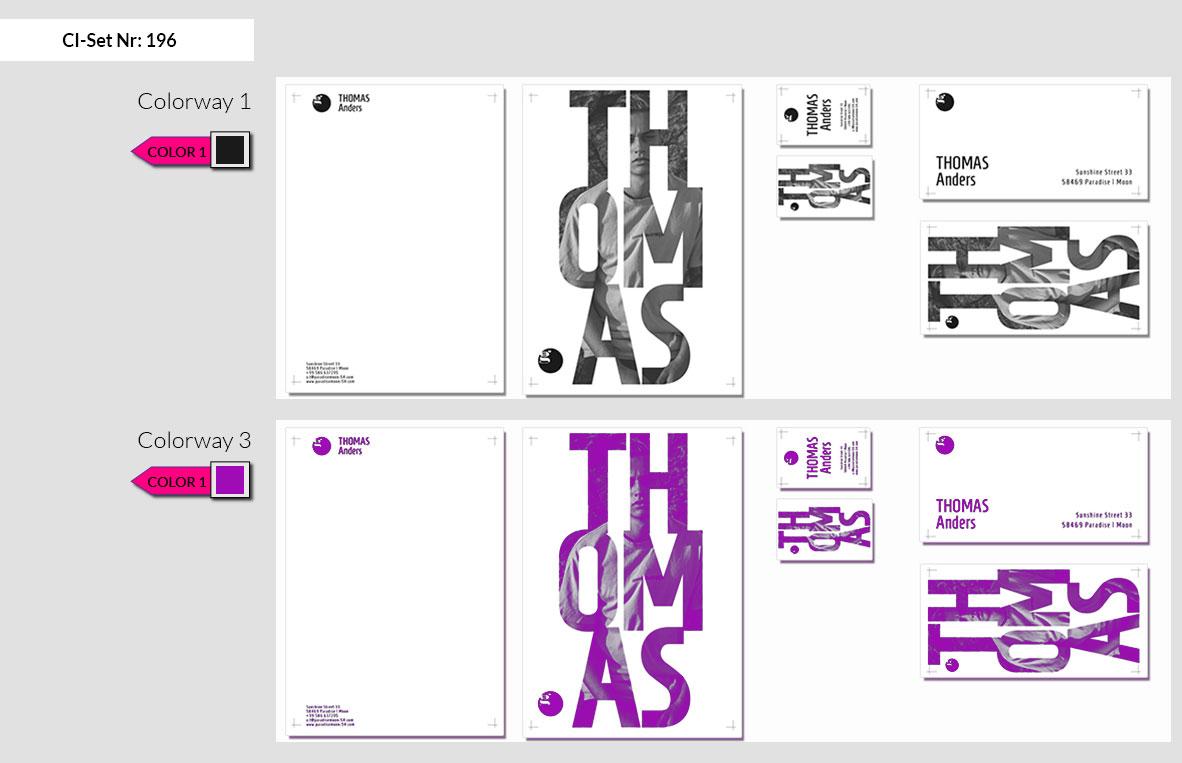 196 Stationery Corporate Design Geschaeftsausstattung Branding 4