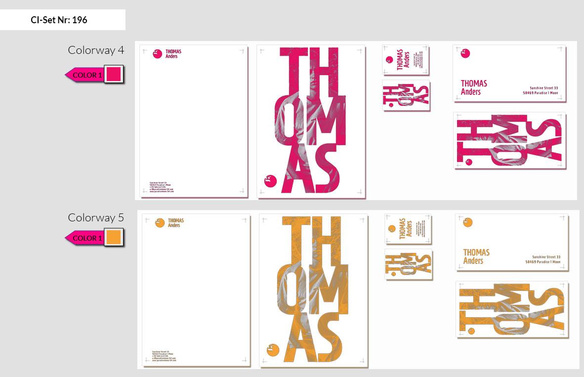 196 Stationery Corporate Design Geschaeftsausstattung Branding 5