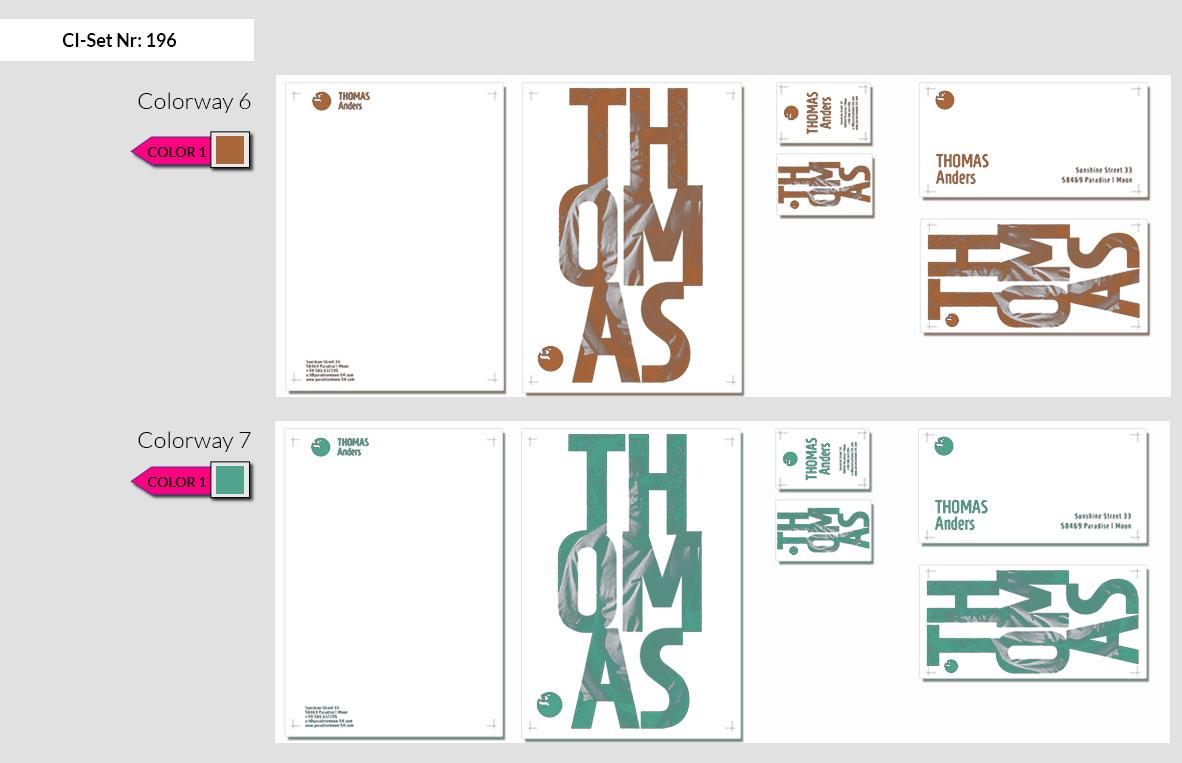 196 Stationery Corporate Design Geschaeftsausstattung Branding 6