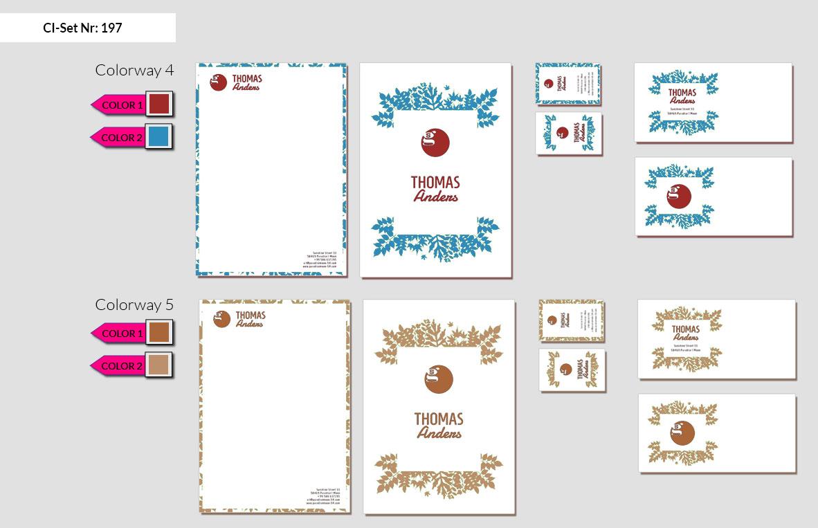 197 Stationery Corporate Design Geschaeftsausstattung Branding 5