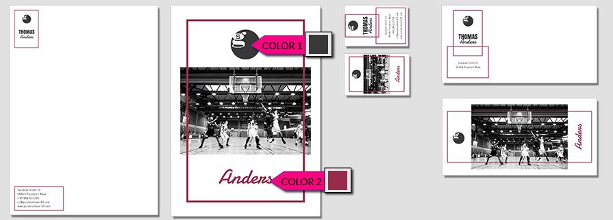 199 Stationery Corporate Design Geschaeftsausstattung Branding 2