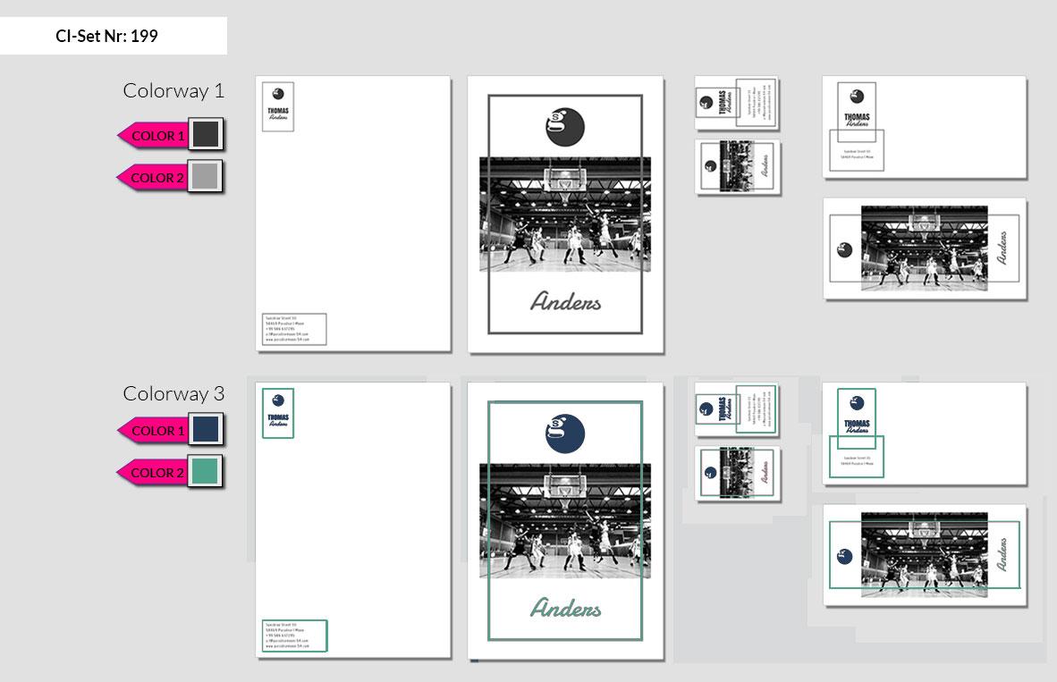 199 Stationery Corporate Design Geschaeftsausstattung Branding 4