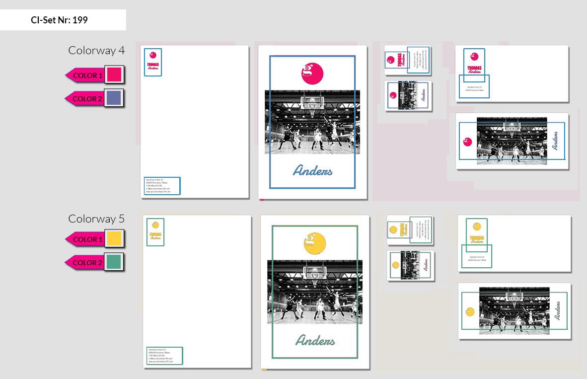 199 Stationery Corporate Design Geschaeftsausstattung Branding 5
