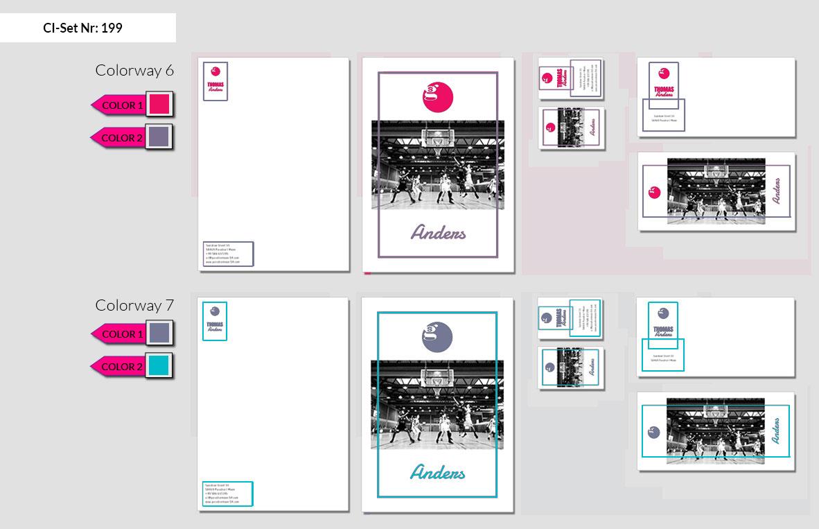 199 Stationery Corporate Design Geschaeftsausstattung Branding 6