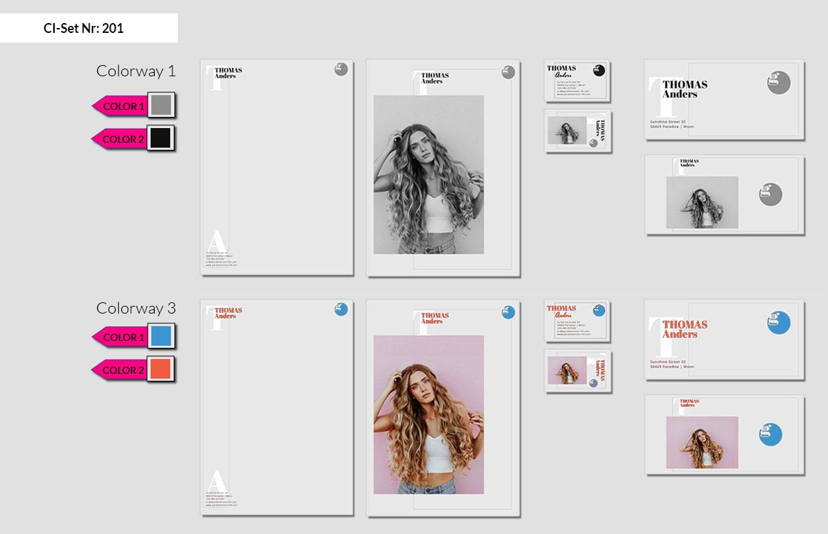 201 Stationery Corporate Design Geschaeftsausstattung Branding 4