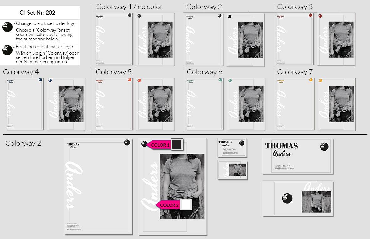 202 Stationery Corporate Design Geschaeftsausstattung Branding 3