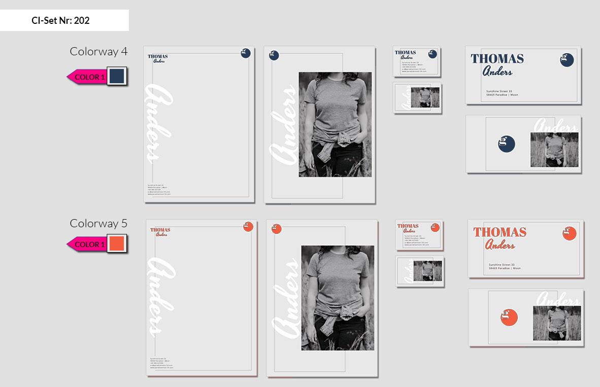 202 Stationery Corporate Design Geschaeftsausstattung Branding 5