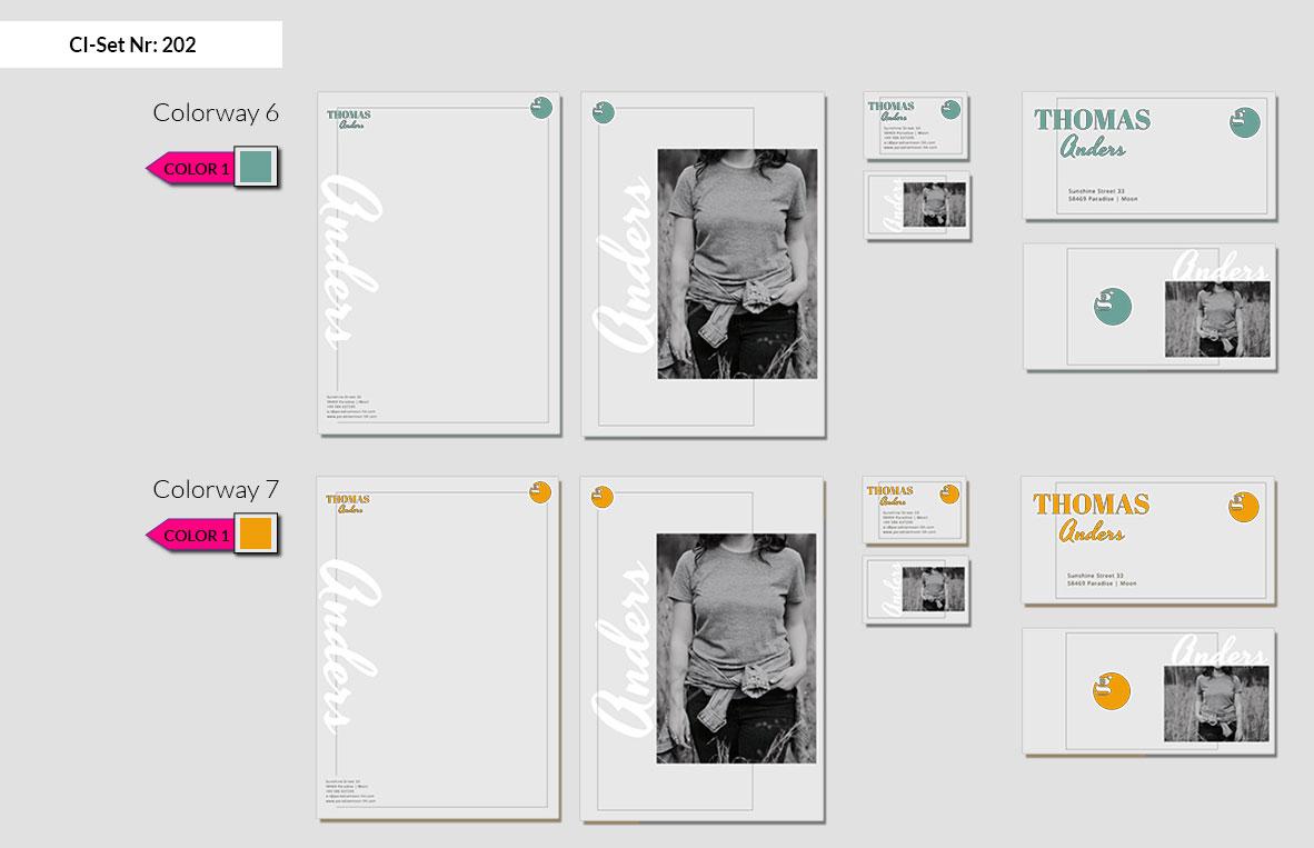 202 Stationery Corporate Design Geschaeftsausstattung Branding 6
