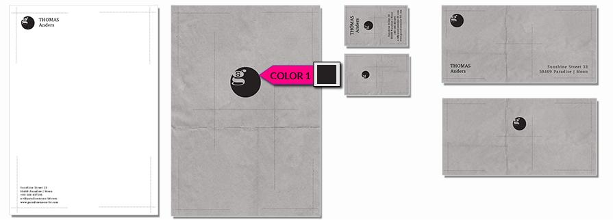 210 Stationery Corporate Design Geschaeftsausstattung Branding 2
