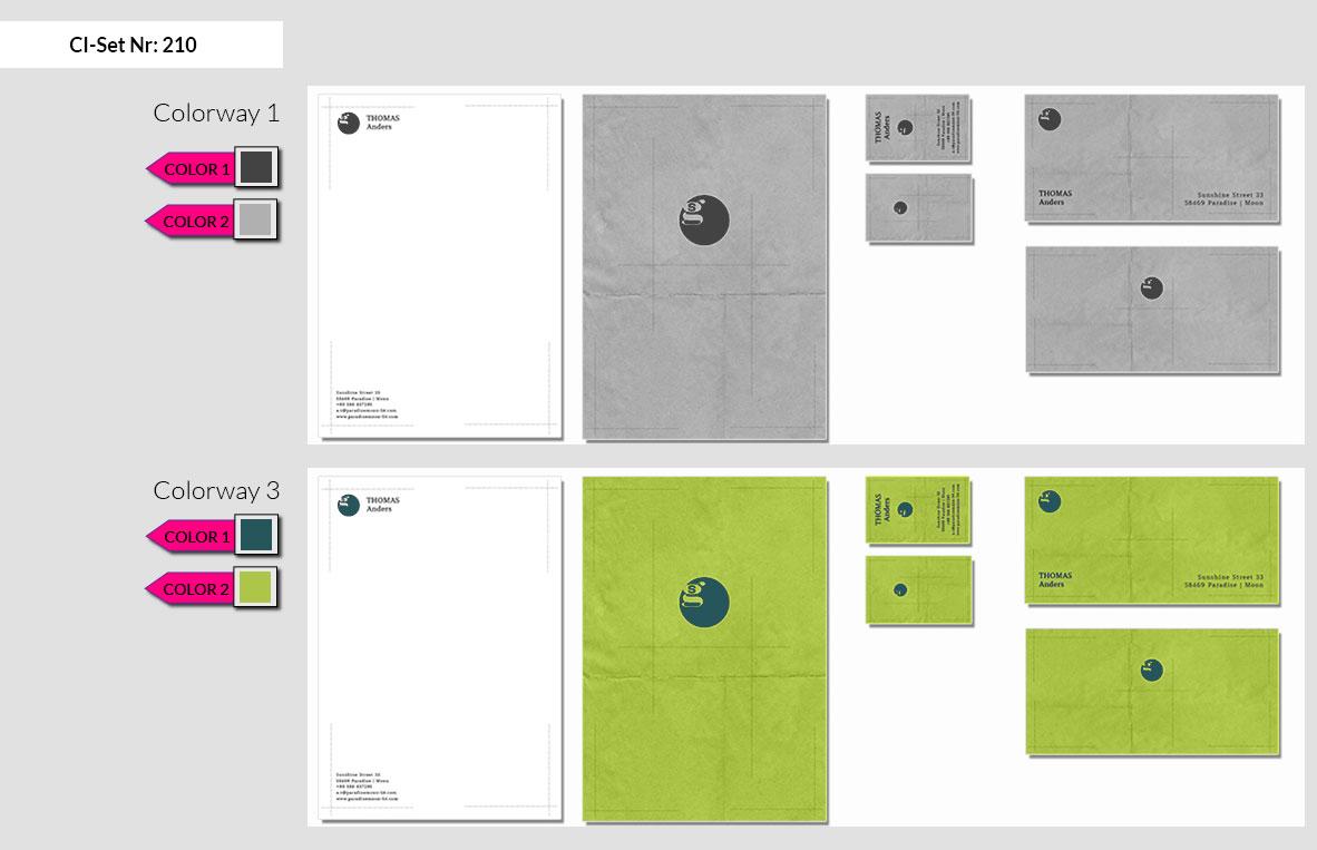 210 Stationery Corporate Design Geschaeftsausstattung Branding 4