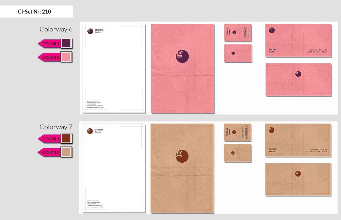210 Stationery Corporate Design Geschaeftsausstattung Branding 6