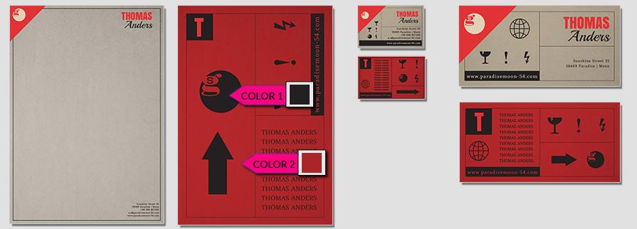 212 Stationery Corporate Design Geschaeftsausstattung Branding 2