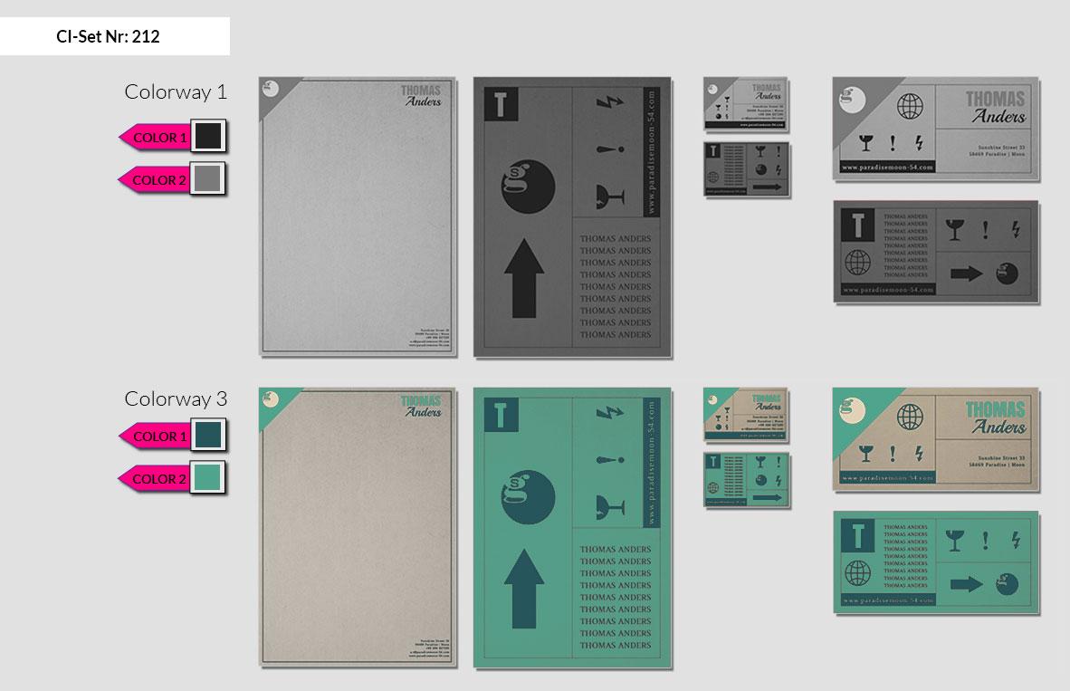 212 Stationery Corporate Design Geschaeftsausstattung Branding 4