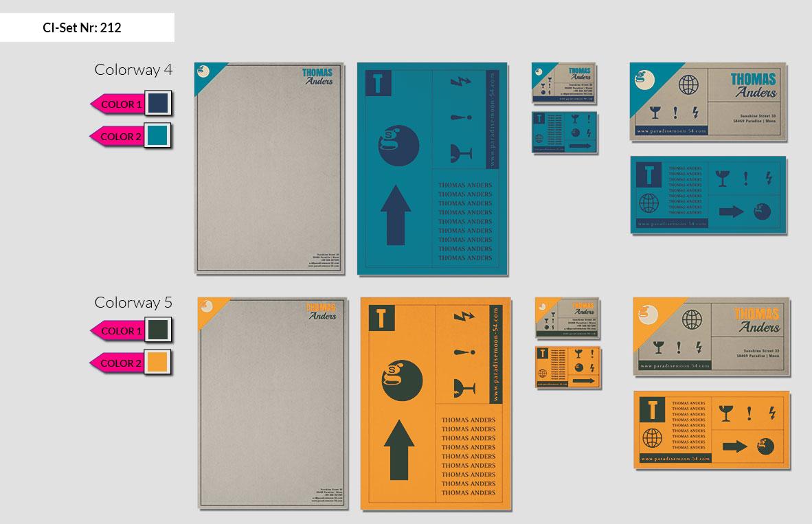 212 Stationery Corporate Design Geschaeftsausstattung Branding 5