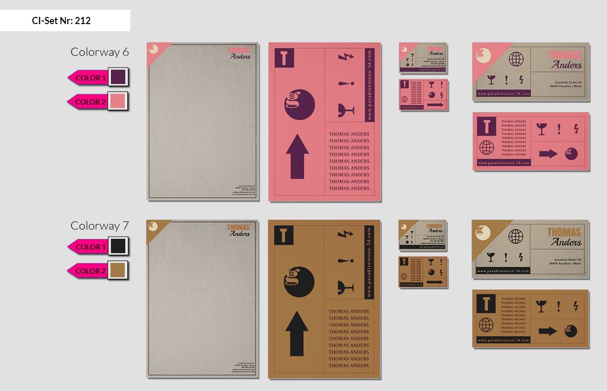 212 Stationery Corporate Design Geschaeftsausstattung Branding 6